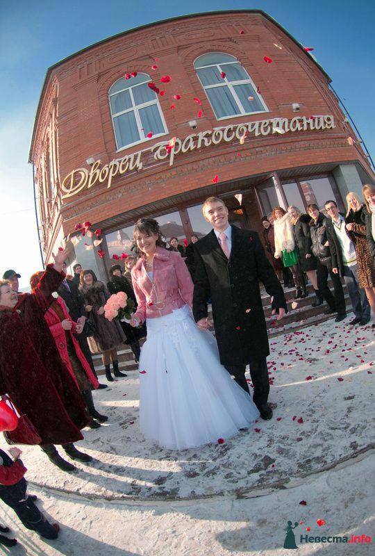 Фото 112281 в коллекции Наша свадьба =) Фотограф: Евгений Бондаренко (г.Череповец) - *сладкая Аленка*