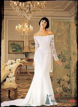 Фото 53808 в коллекции самые разные свадебные платья - Свадебный распорядитель Ольга Фокс