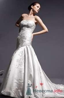 Фото 53811 в коллекции самые разные свадебные платья - Свадебный распорядитель Ольга Фокс