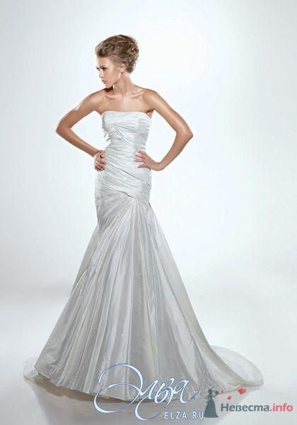 Фото 53829 в коллекции самые разные свадебные платья