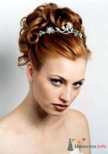 Фото 53842 в коллекции прически - Свадебный распорядитель Ольга Фокс