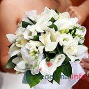 Фото 53851 в коллекции букет - Свадебный распорядитель Ольга Фокс