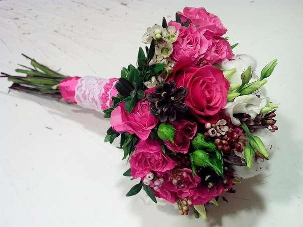 """букет невесты - фото 17925606 Цветочный гипермаркет """"33 тюльпана"""""""