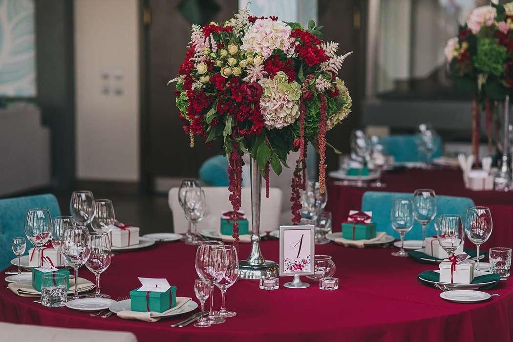 Фото 17087494 в коллекции Свадьба в ресторане «Макрель», п.Репино. - Студия декора и флористики DecorALL