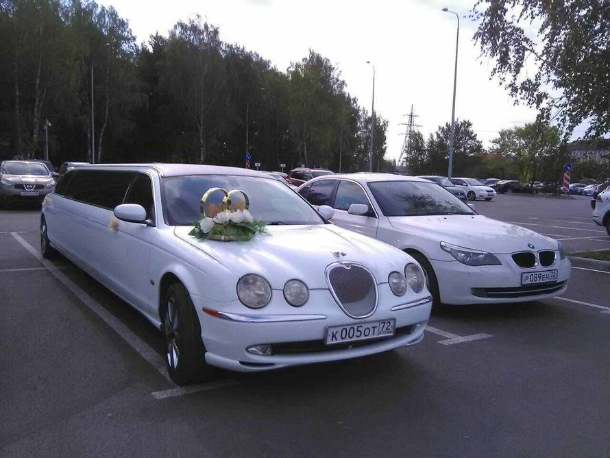 Jaguar S-type в аренду