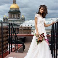 Свадьба на видовой террасе Лотте Отель Санкт-Петербург.