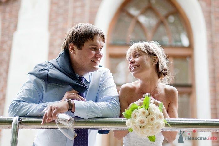 Свадебная прогулка в Царицыно - фото 35897 Фотограф Владимир Будков