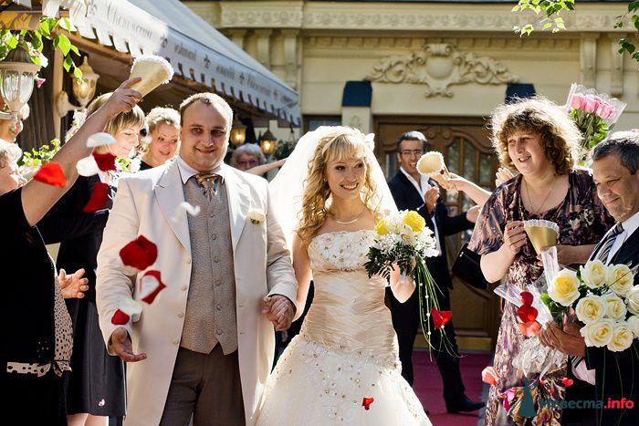 Свадьба в ресторане Шенонсо - фото 114872 Фотограф Владимир Будков