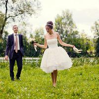 Свадьба, прогулка на природе, Архангельское