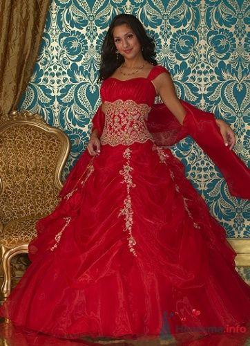Свадебное платье Quinceanera 1604 - фото 2709  Weddingprof - роскошные свадебные платья