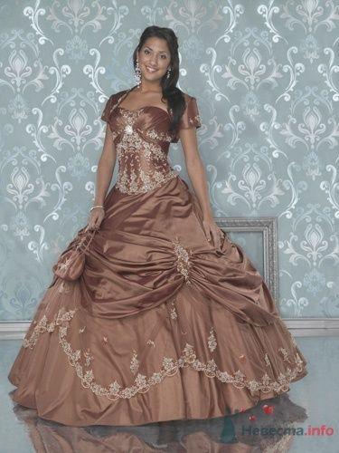 Свадебное платье Quinceanera 1626 - фото 2712  Weddingprof - роскошные свадебные платья