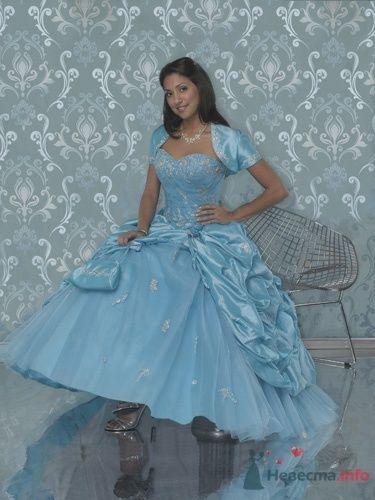 Свадебное платье Quinceanera 1600 - фото 2713  Weddingprof - роскошные свадебные платья