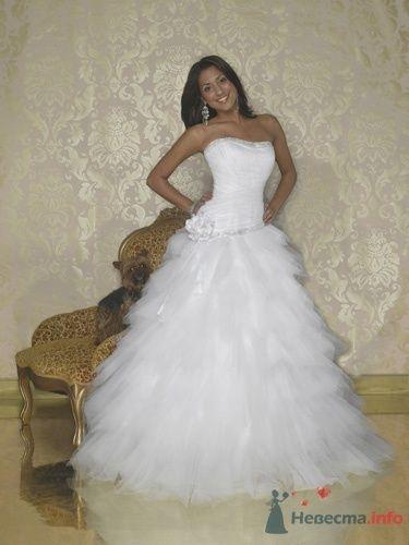 Свадебное платье Quinceanera Q965 - фото 2718  Weddingprof - роскошные свадебные платья