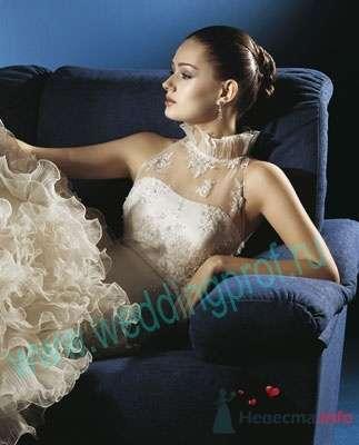 Lugonovias 8200 - фото 2876  Weddingprof - роскошные свадебные платья