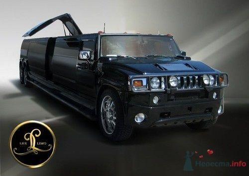 Hummer H2 черный - фото 2815 LuxLimo - прокат лимузинов