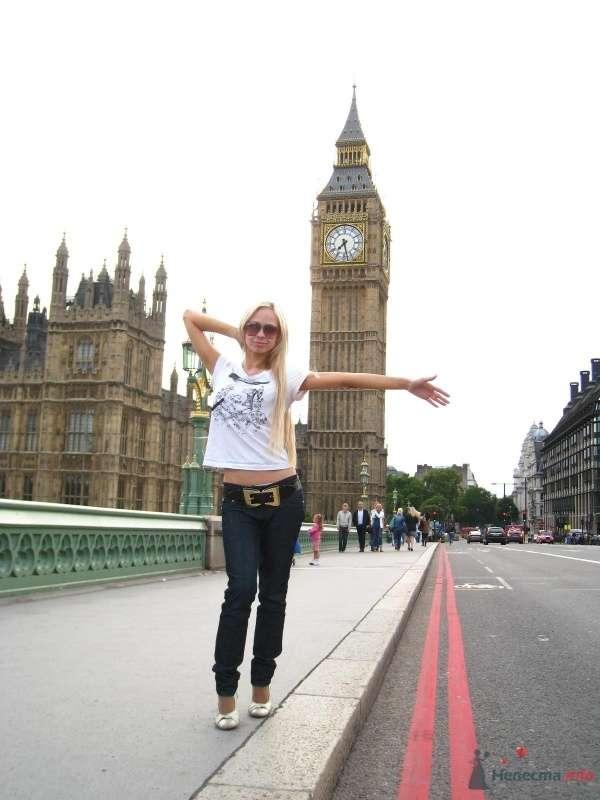 Лондон с любимым ! - фото 52094 Настенька 2010
