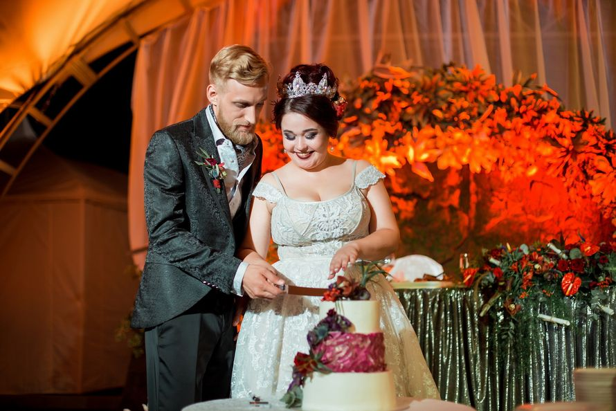 Фото 17120468 в коллекции Мастер и Маргарита - Anna Green Event - свадебное агентство