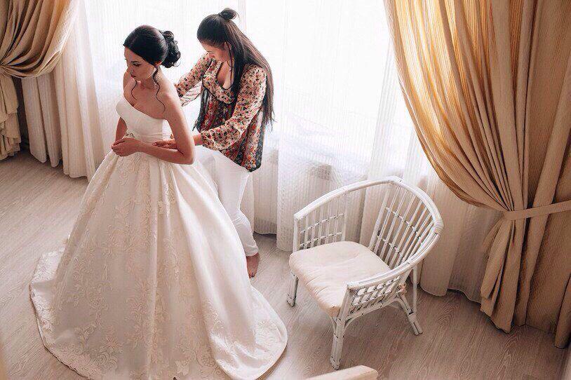 Фото 17153548 в коллекции Свадебный  макияж - Стилист - визажист Viktoria Pasechnik