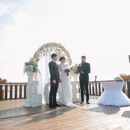 Проведение свадьбы, оплата за час