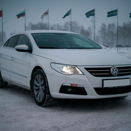 Прокат Volkswagen Passat CC, цена за 1 час