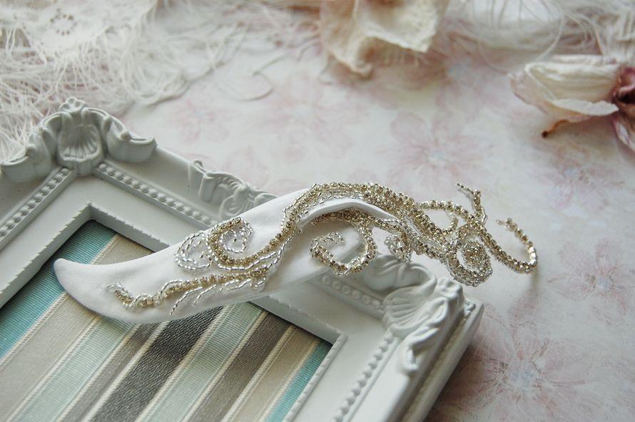 Фото 17200748 в коллекции Свадебные украшения - Мария Евсеенко - ювелирные украшения