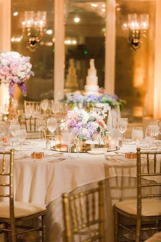 Оформление столов - фото 17204740 Flower & design - студия флористики