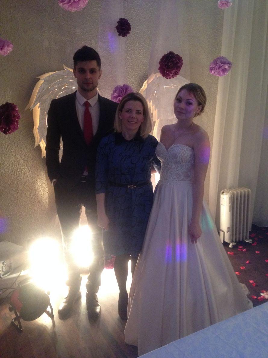 Фото 17247466 в коллекции Свадьбы - Ведущая Анна Падернева