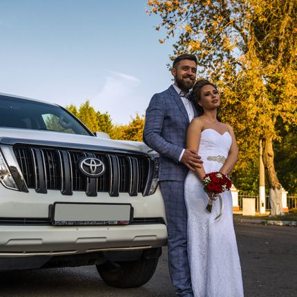 Land Cruiser Prado в аренду