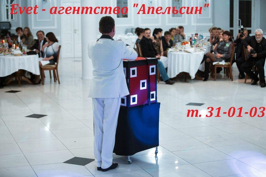 Фото 17253720 в коллекции #фокусник_на_праздник - Ведущий торжеств Анатолий Андросов