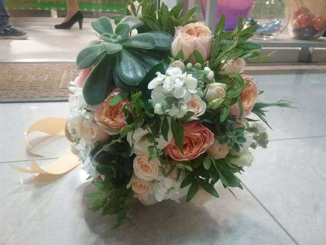"Фото 17254936 в коллекции Портфолио - Цветочный салон ""Панорама цветов"""