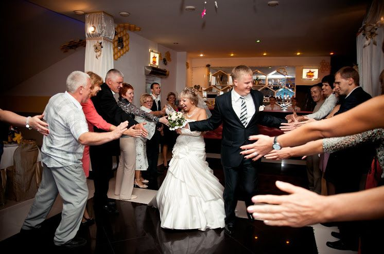 Проведение свадьбы - пакет «Поздравим»