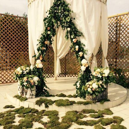 Аренда локации для церемонии
