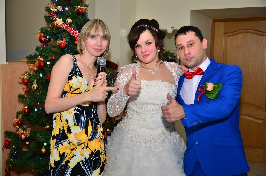 "Проведение свадьбы - пакет ""Свадьба мини "" на 3 часа"