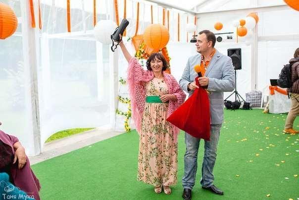 Фото 17364022 в коллекции Оранжевая свадьба - Ведущий Саша Апельсин