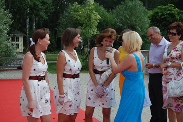 """Фото 17364038 в коллекции Свадьба в стиле """"Оскар"""" - Ведущий Саша Апельсин"""