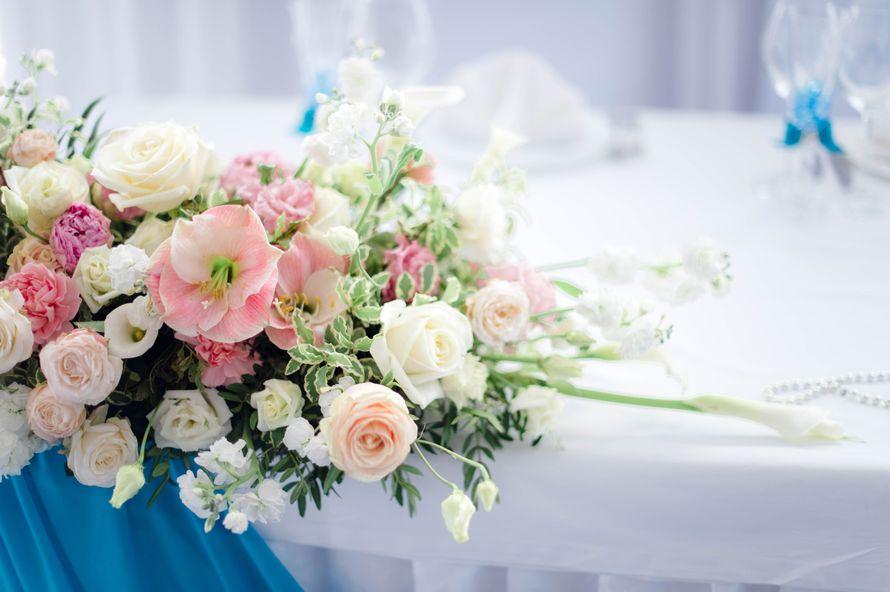 Фото 17397352 в коллекции Свадьба Леонида и Галины - Flower jewelry - студия оформления