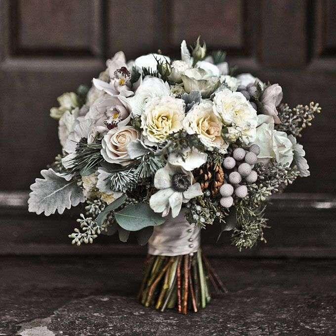 Фото 17399968 в коллекции свадебные букеты - Цветочные дела - студия флористики и декора
