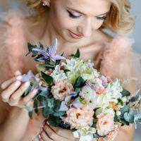 букет невесты 5000-7000