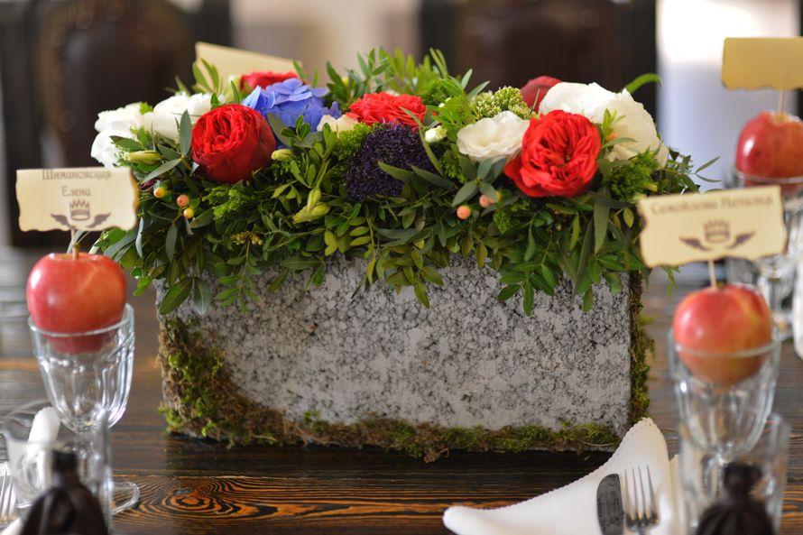 Фото 17408652 в коллекции Свадьба в замке - Салон цветов Lafaet