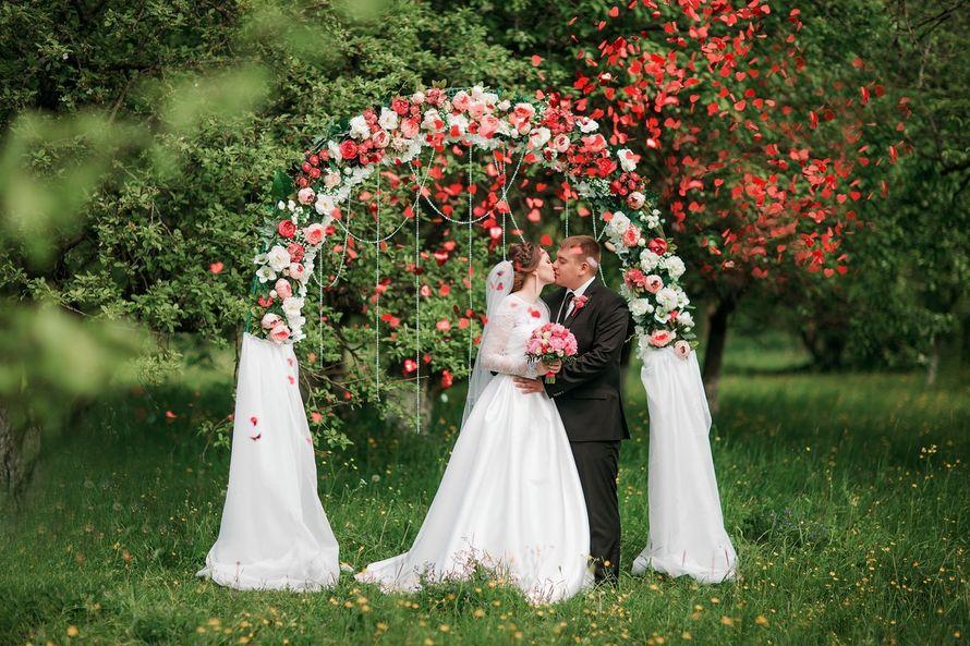 Фото 17430782 в коллекции Выездная регистрация брака - Beautiful Day ВН - аренда шатров и оформление
