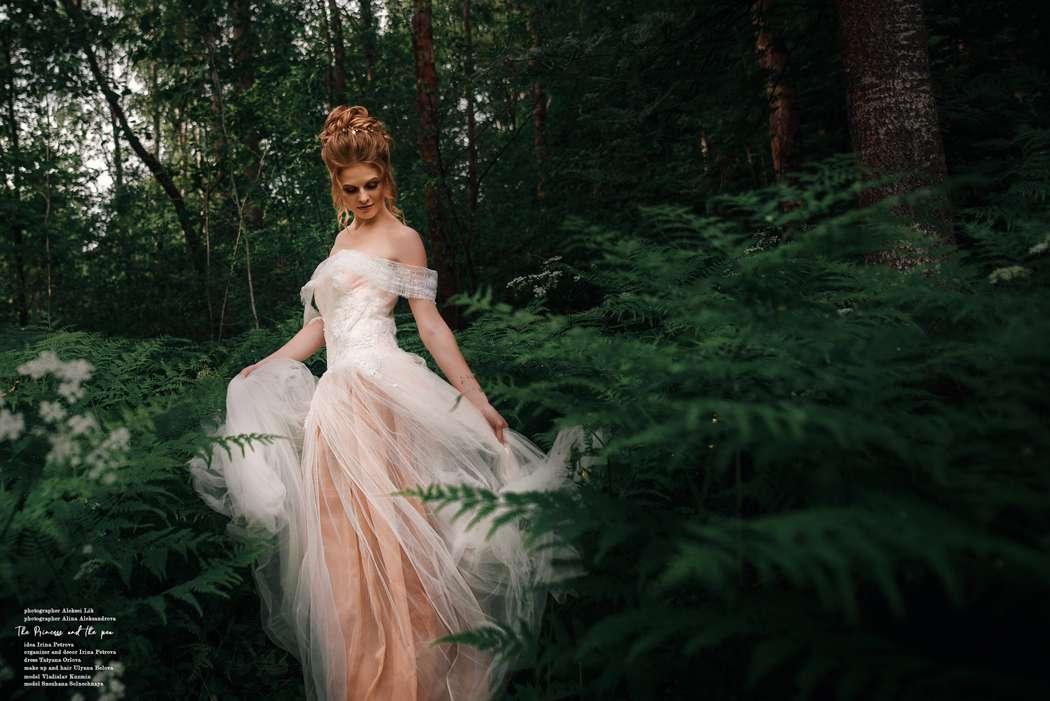 """декор свадебной фотосессии """"Принцесса на горошине"""" - фото 17723898 Beautiful Day ВН - аренда шатров и оформление"""