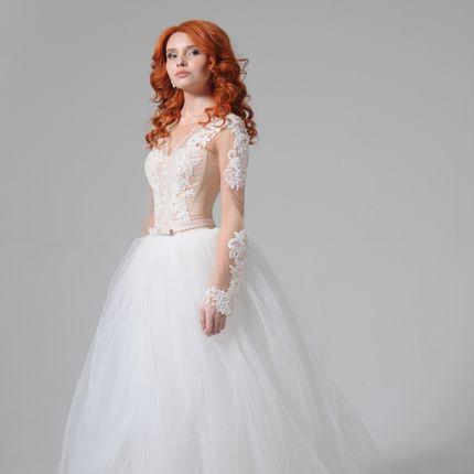 """Свадебное платье """"Лиа-Снег"""""""