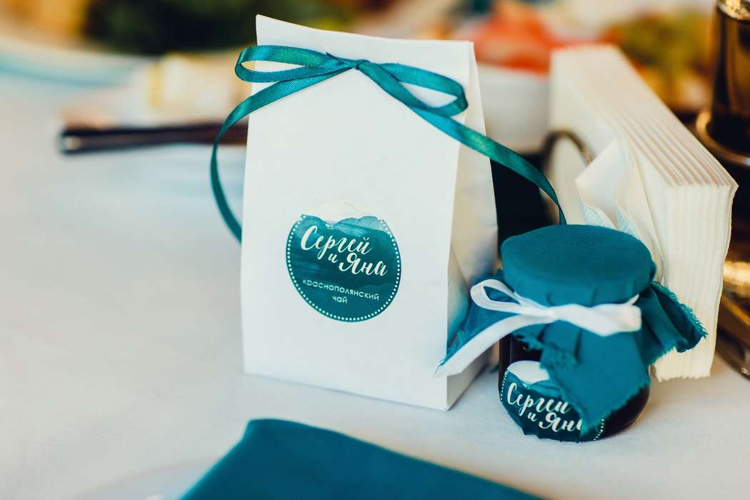 """Подарки гостям - фото 17426566 """"Shake Events"""" - свадебное агентство"""