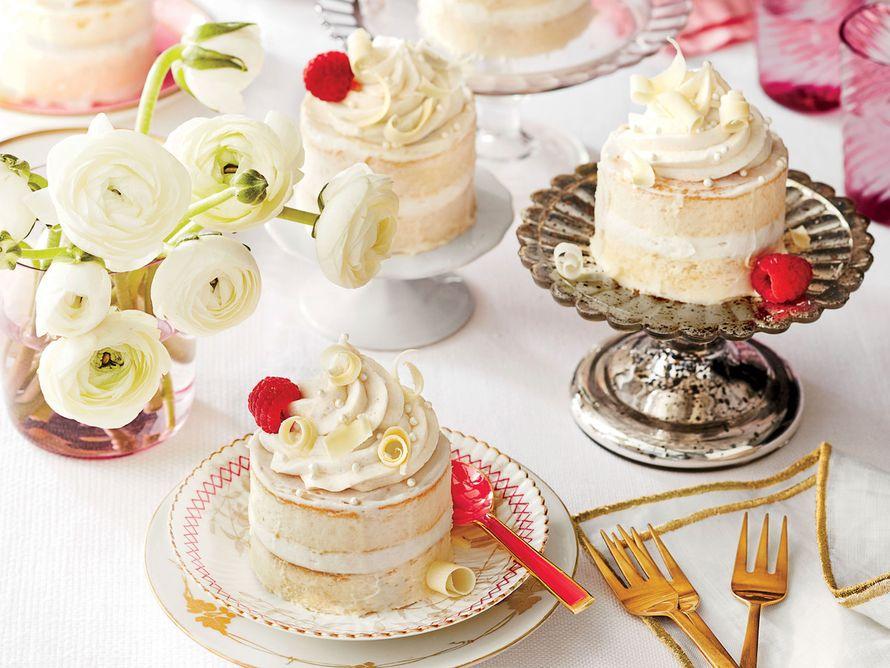 кап-кейки от нашего кондитера - фото 17435074 G-holding - свадебное агентство