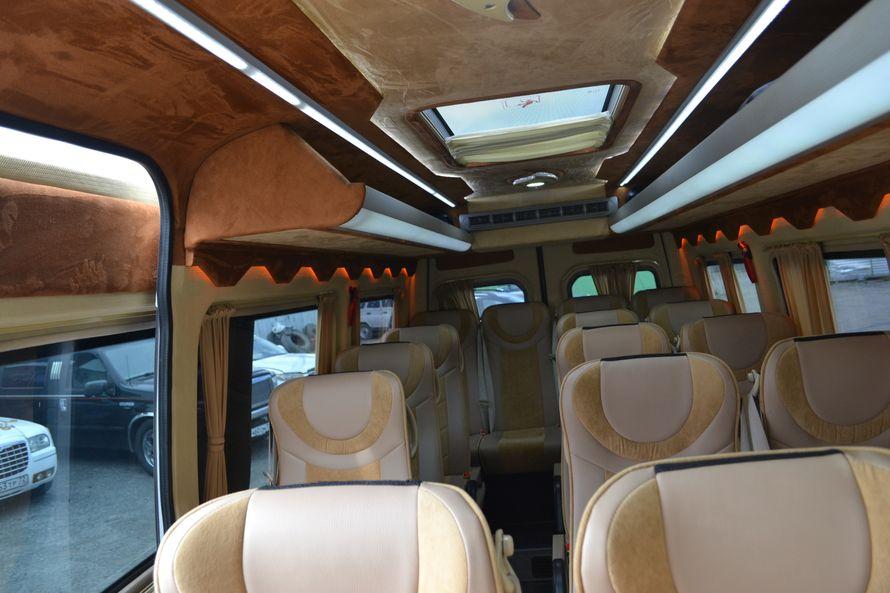 """Фото 17458842 в коллекции Микроавтобусы от 7 до 65 мест - """"Carat Auto - Transfer company"""" - аренда автомобилей"""