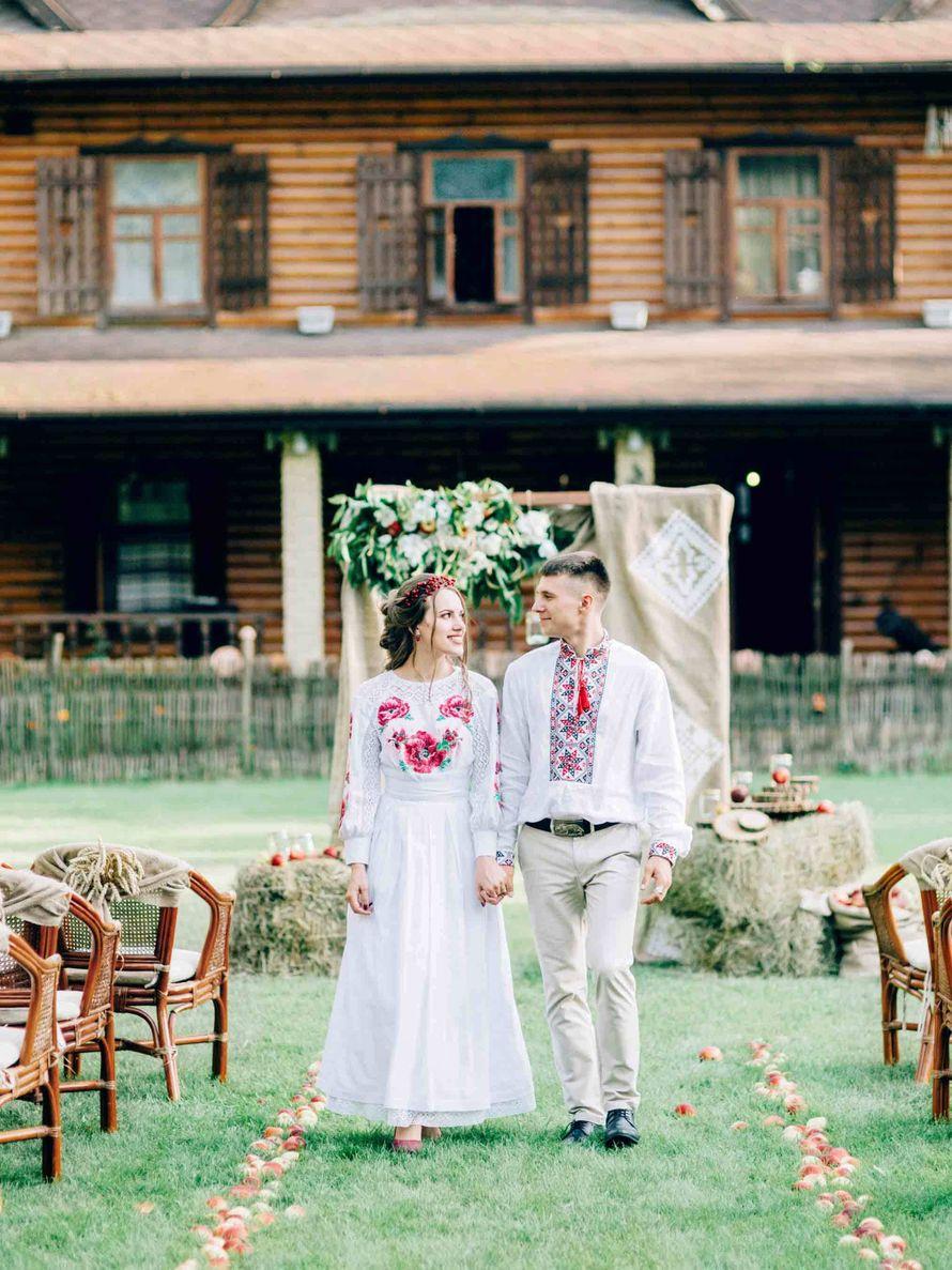 Фото 17468690 в коллекции Украинская этно свадьба - Shevernova decor - оформление торжества