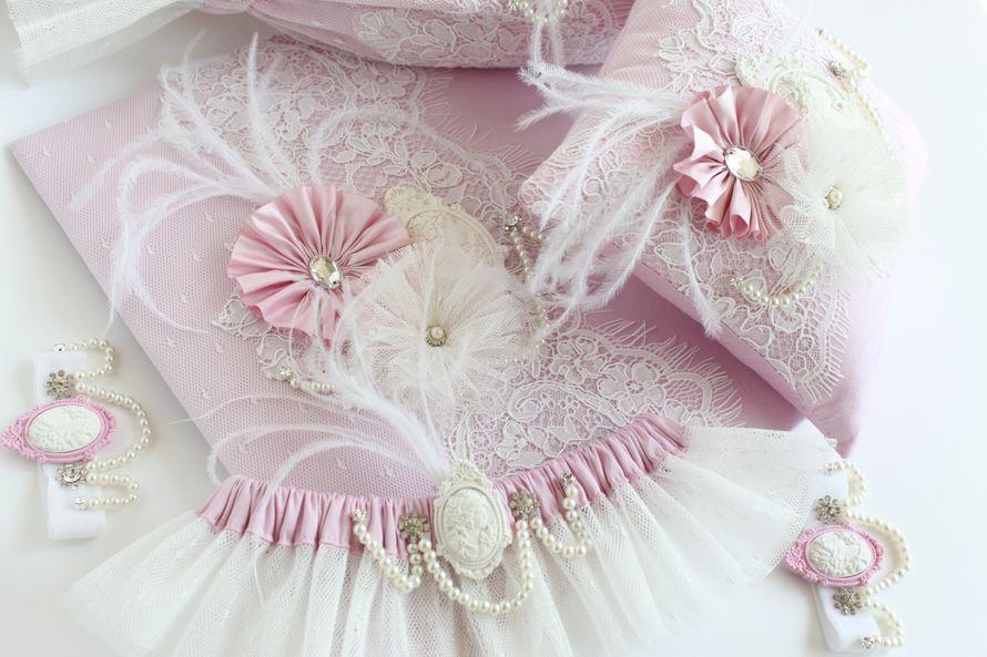 Фото 17483644 в коллекции Портфолио - Mellnikova - свадебные аксессуары