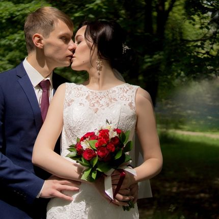 Фотосъемка неполного свадебного дня