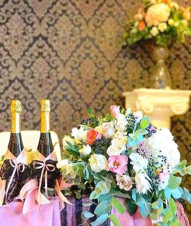 Фото 17537784 в коллекции Оформление свадеб и выездные регистрации - Твой букет - оформление торжеств