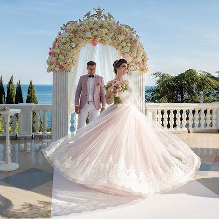 Оформление свадебной церемонии - пакет 4